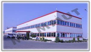 ساندویچ پانل شرکت ماموت کارخانه ماموت