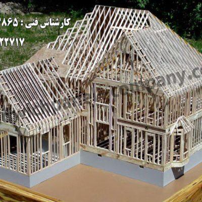 قیمت ساختمان پیش ساخته