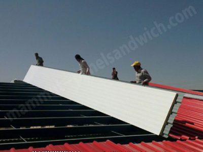 اجرای پانل سقفی