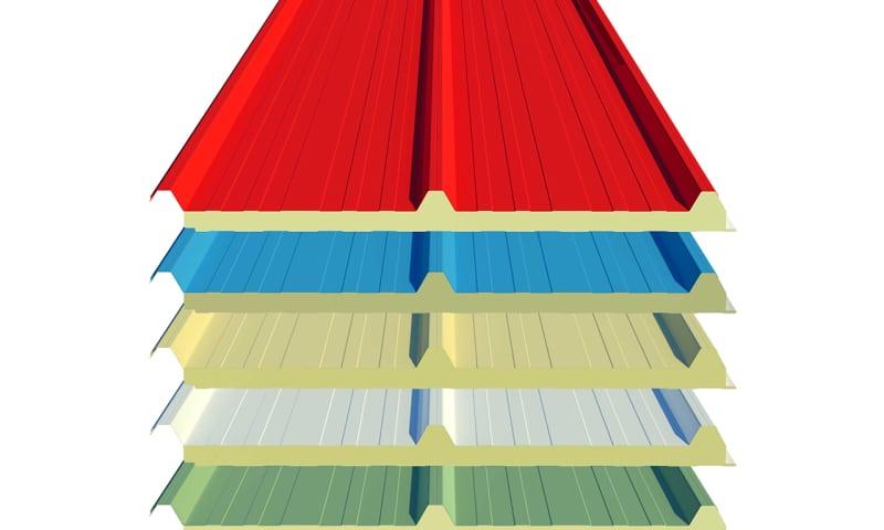 فروش و نصب انواع ساندویچ پنل های دیواری و سقفی ,سردخانه ای ماموت